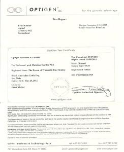 Fritz Lee PRA Test 140705